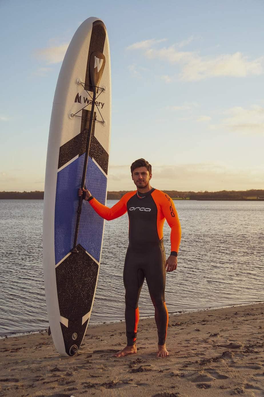 Watery_Global_Paddleboard_-_Blå